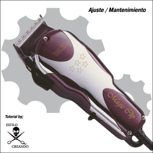 Ajuste de máquinas WAHL - Wahl Spain 564845745d44