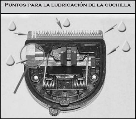 Mantenimiento máquinas WAHL con Blade Ice y Aceite WAHL - Wahl Spain 14bf9f31cca2